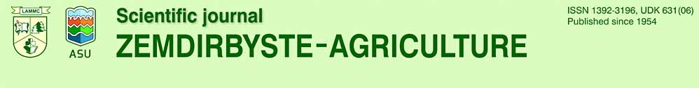 Zemdirbyste-Agriculture